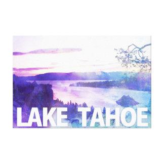 Lake Tahoe's Emerald Bay Canvas Print