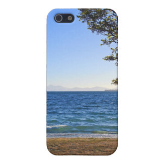 Lake Taupo, New Zealand Covers For iPhone 5