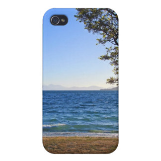 Lake Taupo, New Zealand iPhone 4/4S Cover
