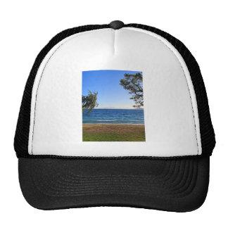 Lake Taupo, New Zealand Trucker Hat