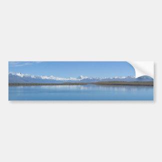 Lake Tekapo, New Zealand Bumper Sticker