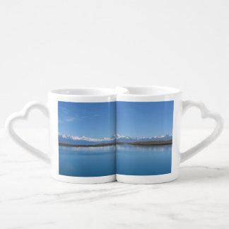 Lake Tekapo, New Zealand Coffee Mug Set