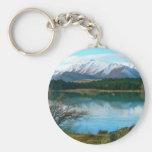 Lake Tekapo, New Zealand Keychain