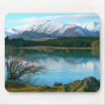 Lake Tekapo, New Zealand Mousepad