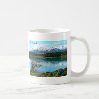 Lake Tekapo, New Zealand Coffee Mug