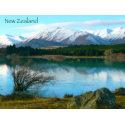 Lake Tekapo, New Zealand print