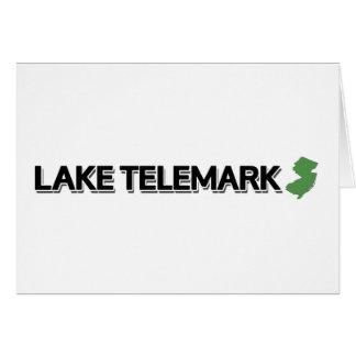 Lake Telemark, New Jersey Card