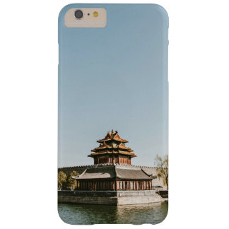 Lake Themed, A Picture Of A Buddhist Monarchy Surr Barely There iPhone 6 Plus Case
