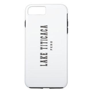 Lake Titicaca Peru iPhone 7 Plus Case