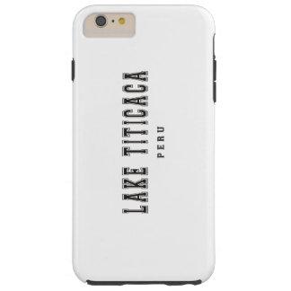 Lake Titicaca Peru Tough iPhone 6 Plus Case
