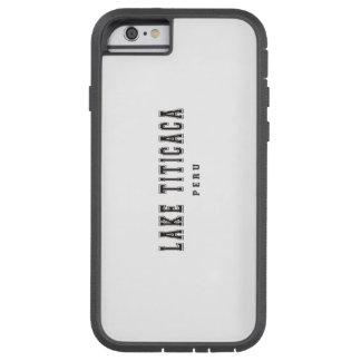 Lake Titicaca Peru Tough Xtreme iPhone 6 Case