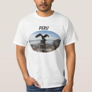 Lake Titicaca Puno Peru Shirt