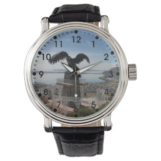 Lake Titicaca Puno Peru Wrist Watches