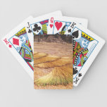 Lake Titicaca Uros Reed Island Bicycle Playing Cards