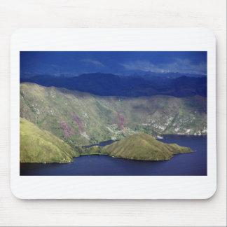 Lake Toba Mouse Pad