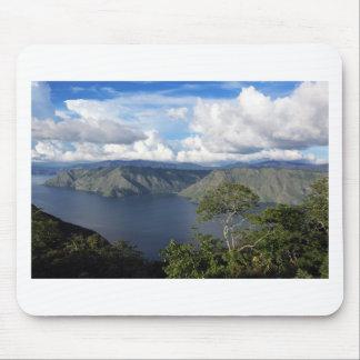 Lake Toba Sumatra Mouse Pad
