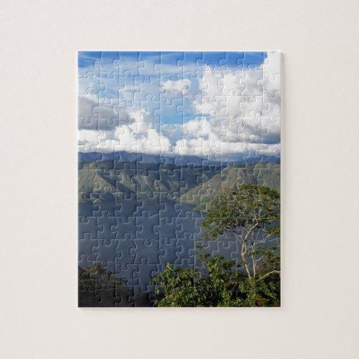 Lake Toba Sumatra Puzzles