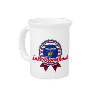 Lake Tomahawk, WI Beverage Pitchers