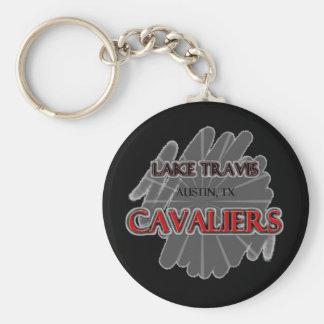 Lake Travis High School Cavaliers - Austin, TX Keychain