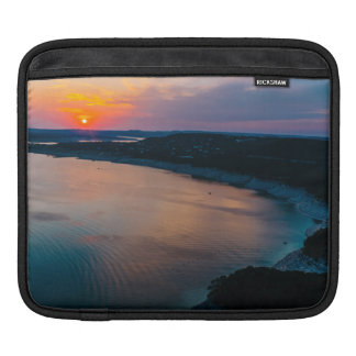 Lake Travis Sunset iPad Sleeve