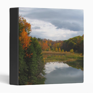 Lake Treman Vinyl Binder