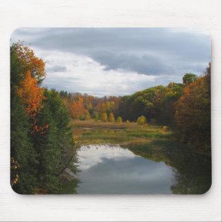 Lake Treman Mouse Pad