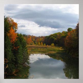 Lake Treman Print