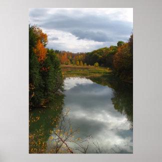 Lake Treman Posters