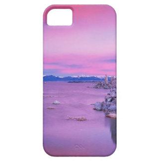Lake Twilight South Tufa Grove Mono iPhone 5 Case