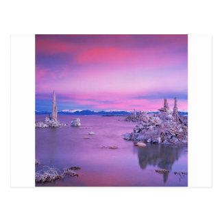 Lake Twilight South Tufa Grove Mono Postcard