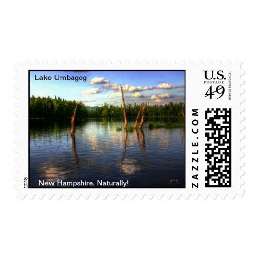 Lake Umbagog Stamp