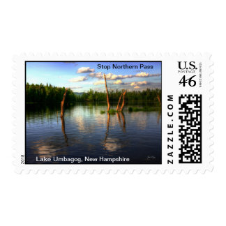 Lake Umbagog Stamp Stop Northern Pass