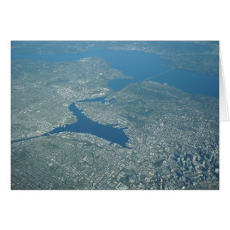 Lake Union Stationery Note Card