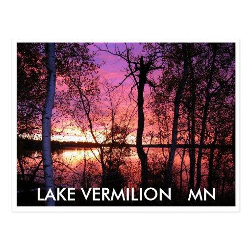 Lake Vermilion Post Cards