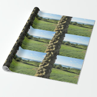 Lake View from Gilford Wrapping Paper