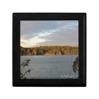 Lake View Keepsake Box