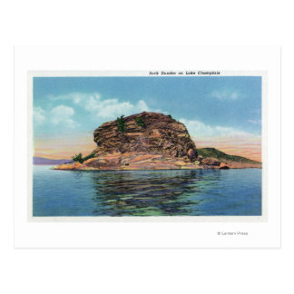 Lake View of the Rock Dunder Post Card