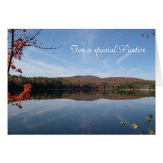 Lake View Pastor s Birthday Card