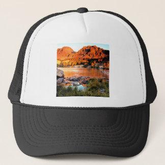 Lake Virginia Sierra Nevada Ains Trucker Hat