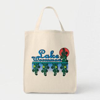 Lake Waccamaw Lotus Bag