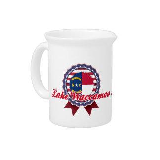Lake Waccamaw, NC Drink Pitchers