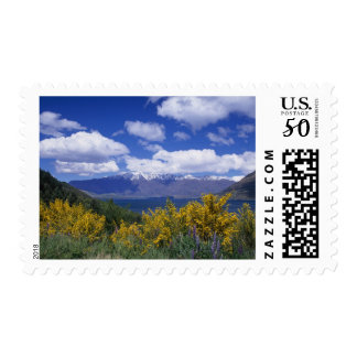 Lake Wakatipu and the Remarkables, Queenstown, Postage