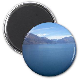 Lake Wakatipu Magnet