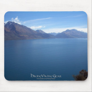 Lake Wakatipu Mouse Pad