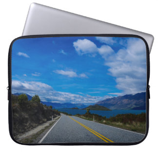 Lake Wakatipu, New Zealand Laptop Sleeves