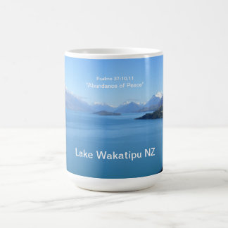 Lake Wakatipu NZ Mug
