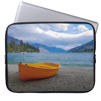 Lake Wakatipu, Queenstown Computer Sleeve