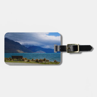 Lake Wakatipu, Queenstown,  New Zealand Bag Tag