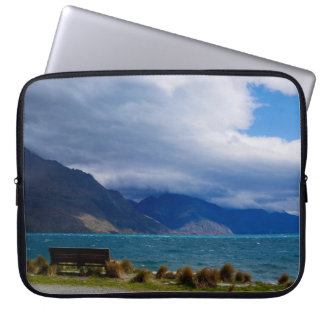 Lake Wakatipu, Queenstown,  New Zealand Laptop Sleeve
