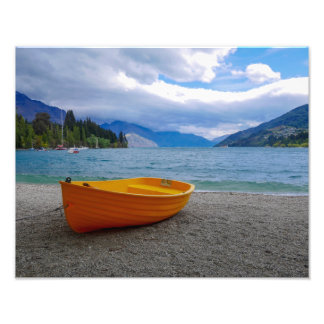 Lake Wakatipu, Queenstown - Photo Print